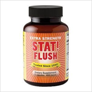 Stat Flush Detox Extra Strength Pills Straight DETOX