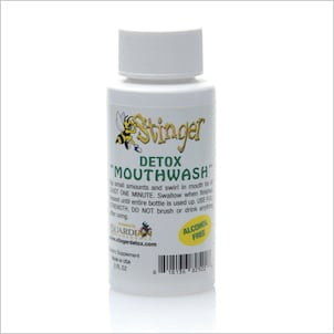 best detox for thc, best detox for drug test, detox for drug test, stinger total detox, stinger detox mouthwash