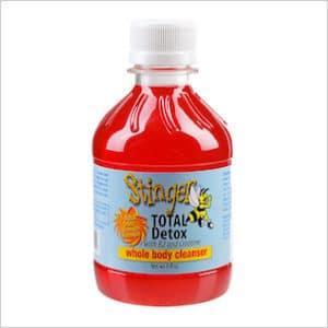 stinger-red-fruit-punch-detox INSTANT DETOX CLEANSER REGULAR STRENGTH Straight detox